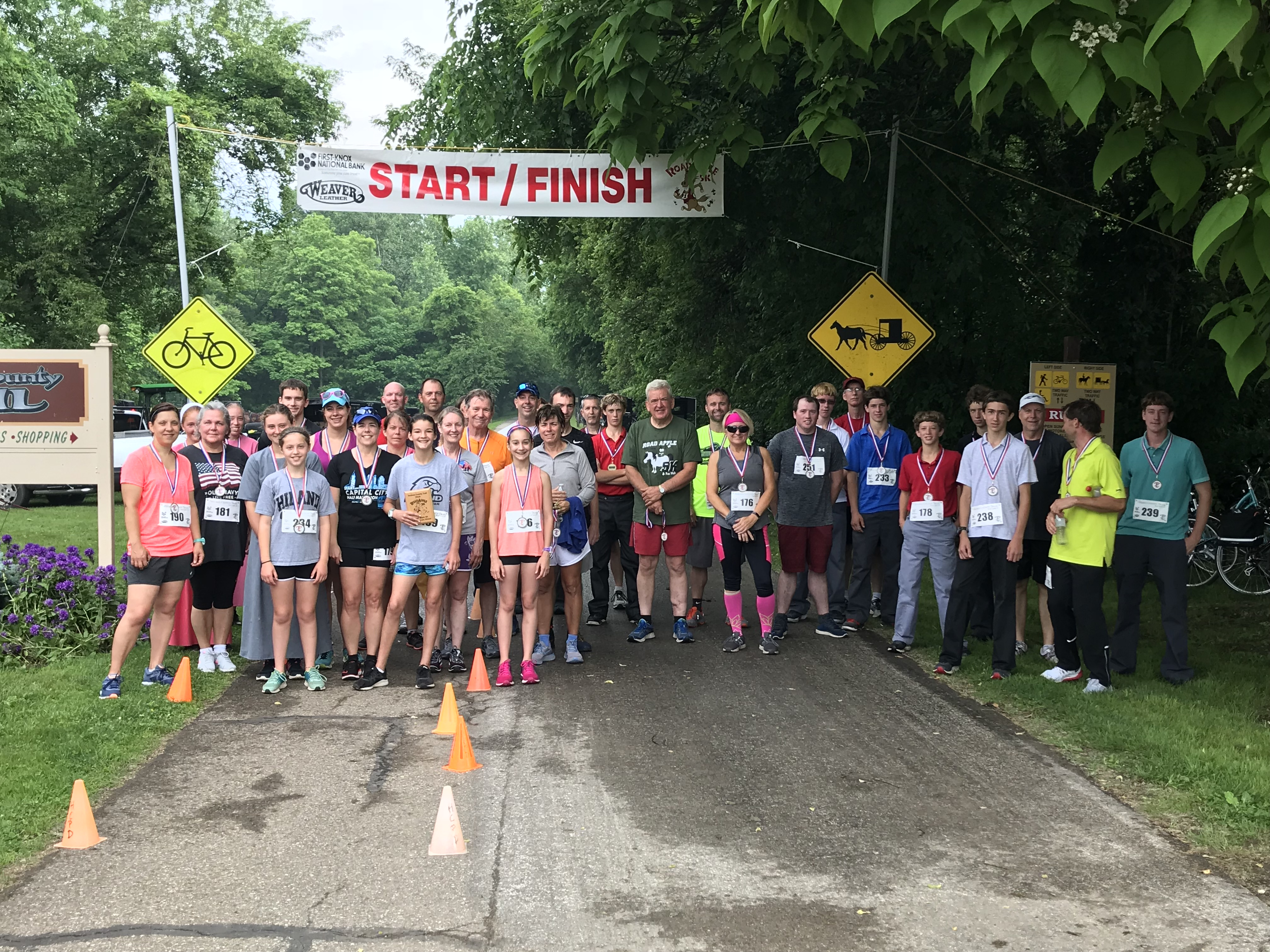 Road Apple 5K and Fun Walk